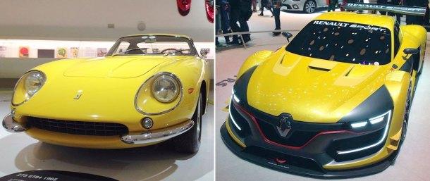 Ferrari 1966, Renault Sport 2015