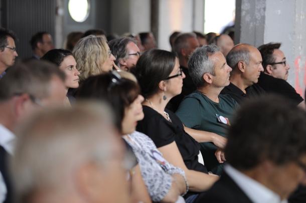 Publikum Stämpfli Konferenz