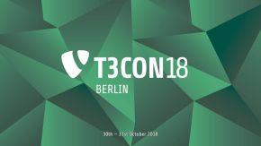 TYPO3 Konferenz T3CON2018